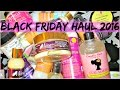 Black Friday Haul 2016 | Soultanicals, Mielle Organica, The Mane Choice, and MORE! | Ashkins Curls