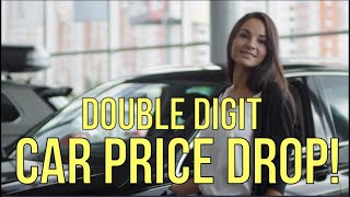 UP TO 35% WHSLE CAR PRICE DROPS! CAR DEALERSHIPS - Part 3: 0% Finance: The Homework Guy Kevin Hunter
