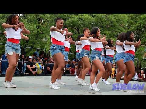 2018 UMD Block Show - Delta Sigma Theta