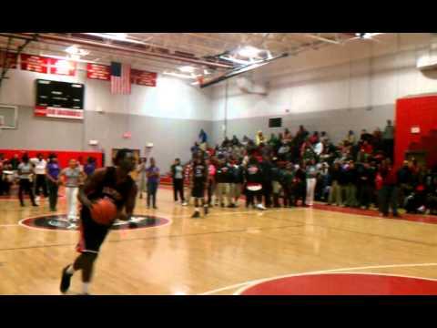 Ridgeland High School Dunk Competition