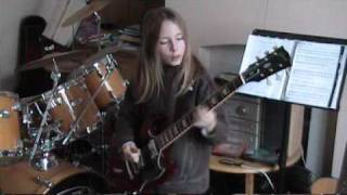 Ozzy Osbourne/Randy Rhoads/ Zakk Wylde Crazy Train cover by Jem (Belper School)