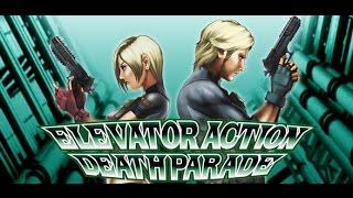 Elevator Action Death Parade Arcade Light Gun Shooter Game