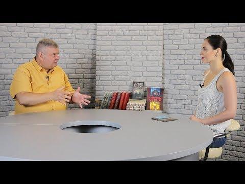 Телеканал АНТЕНА: #ANTENNASTUDIO: Валерій Воротник, журналіст, політтехнолог, #2