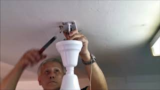 Installation Guide for Relite Rapid Ceiling Fan by Khind Systems (Singapore) Pte Ltd