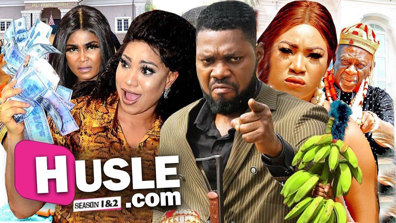 Download HUSTLE.com 1&2 (New Movie) Queeneth Hilbert Jerry Williams Chinwetalu Agu 2021 LATEST NIGERIAN MOVIE