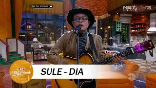 Sule - Dia (Special Performance)