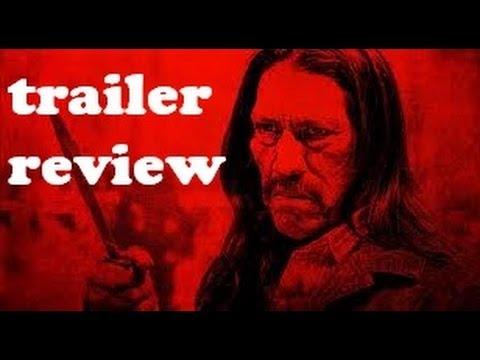 Machete Kills Teaser Trailer