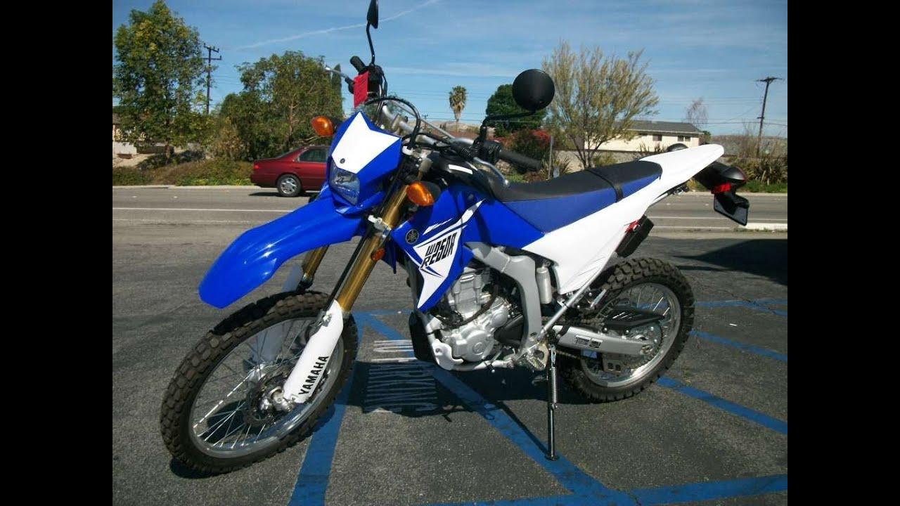 2014 yamaha wr250r youtube for Yamaha wr250r horsepower