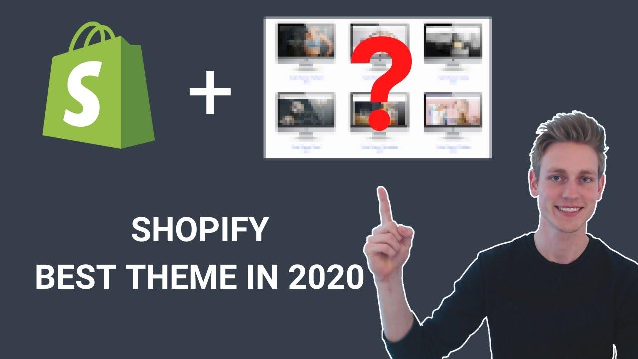 Best Shopify Theme 2020