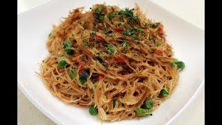Vermicelli Upma | Breakfast recipes | Sanjeev Kapoor Khazana