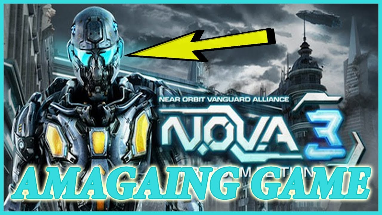 download nova. legacy mod unlimited money free on android