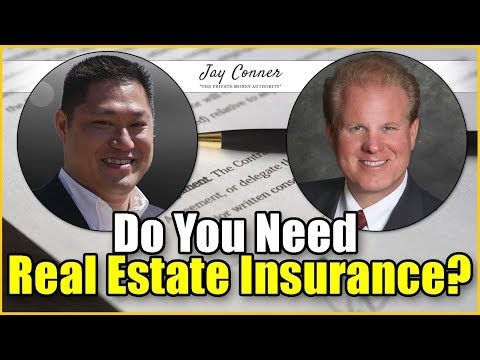 Using Insurance in Your Real Estate Investing Business