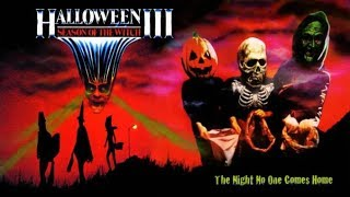 GBHBL Horror Review: Halloween III: Season of the Witch (1982)
