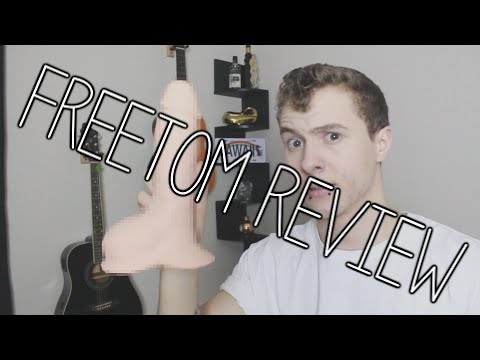 "FreeToM Prosthetics 8"" Biggens 4 in 1 Packer Review"
