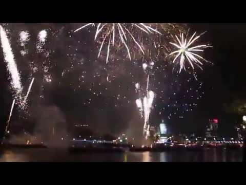 Fireworks - Thames festival