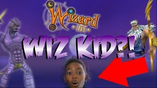 This Kid is Taking Over My Channel.. (Wiz KID?!)