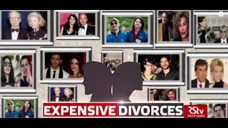 In Depth: Expensive Divorces