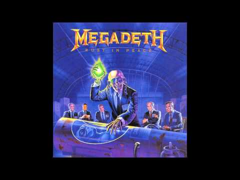 Megadeth - Tornado Of Souls  (Instrumental)