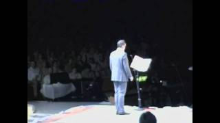 Andrew Johnston - Royal Albert Hall - Make Me A Channel of Your Peace
