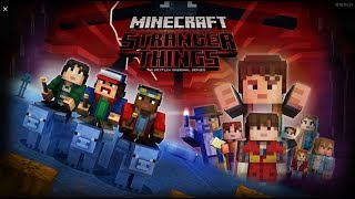 Minecraft Stranger Things: Mashup Pack Trailer