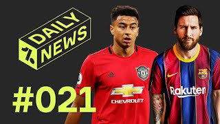 On today's daily news - the premier league draws to a close, juve seal nine in row, messi stay at barca, transfer round up and emoji mondays! ► liked ...