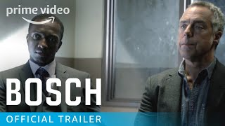 Bosch - Season 1 Official Trailer | Prime Video