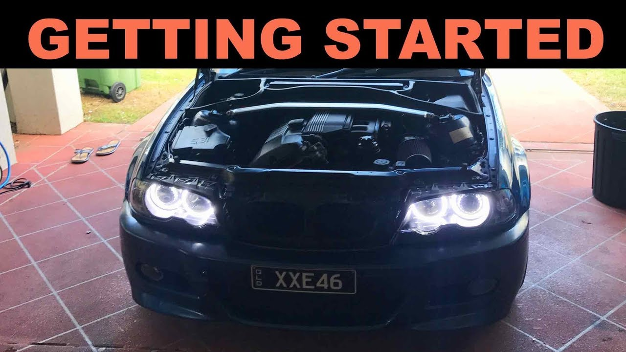 Bmw E46 Turbo Build Ep 2 Getting Started