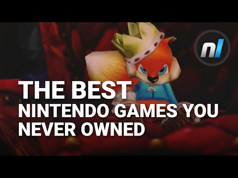 The Best Nintendo Games You Never Owned | Alex Reads YOUR Ideas