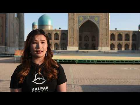Explore Uzbekistan with Kalpak Travel