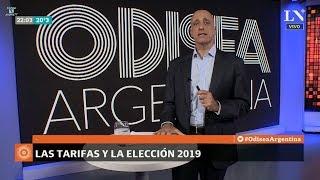 """Editorial de Carlos Pagni """"Las tarifas y la elección 2019"""", en """"Odisea Argentina"""" - 23/04/18"""