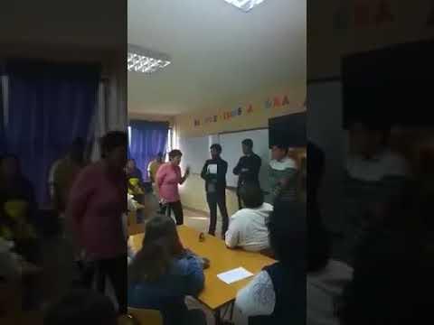 Discurso de  Apoderada contra Alcalde y Director de Liceo en Requinoa
