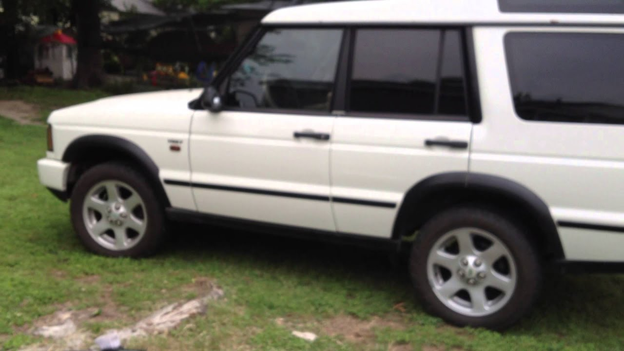 2004 LANDROVER DISCOVERY HSE7