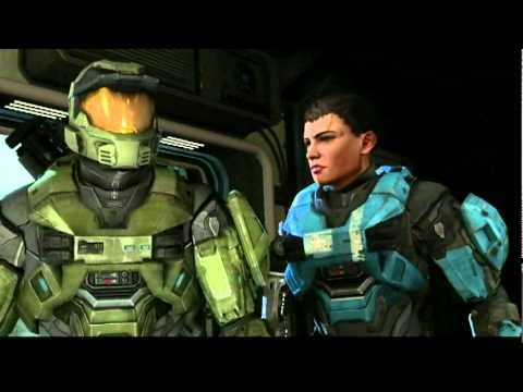 Halo Reach Mk V Master Chief Armor Opening