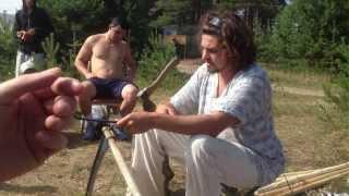 Иван Лебедев - урок по косам