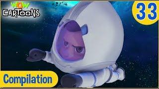 Vir The Robot Boy | Hindi Cartoon | Action Cartoons for Kids | Compilation #33 | 3D Cartoons