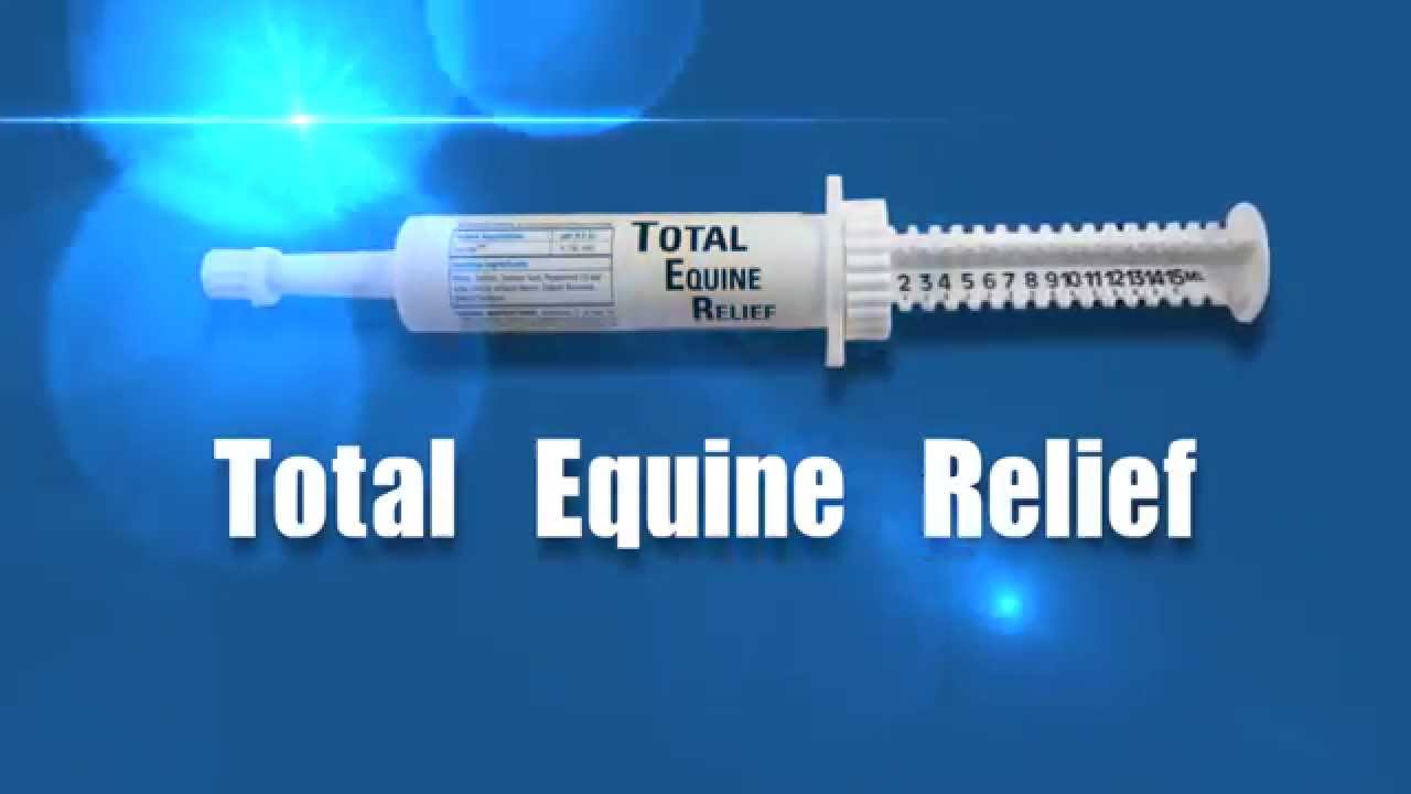 Total Equine Relief Paste