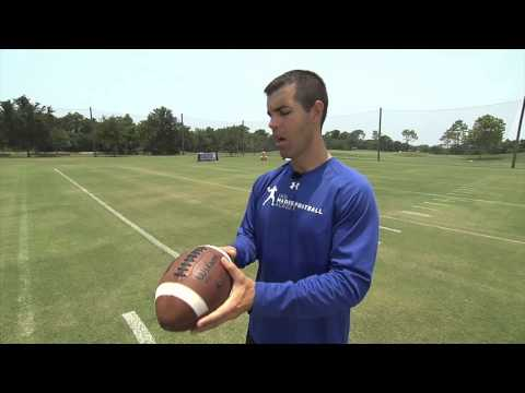 The Drop - How to Punt a Football Series by IMG Academy Football (2 of 5)