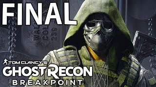 Ghost Recon Breakpoint - FINAL ÉPICO!!? [ PC - Playthrough ]