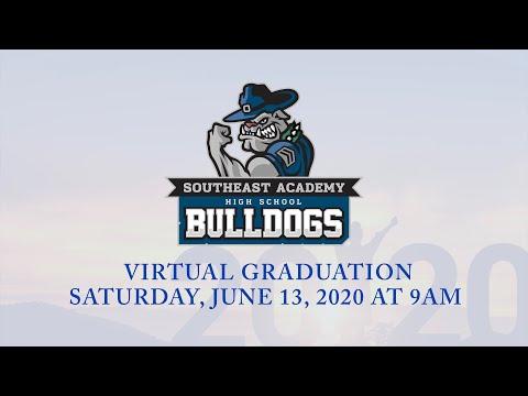 Southeast Academy HS Class of 2020 Graduation