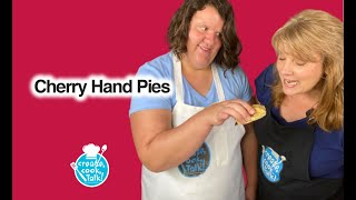 Create, Cook, Talk: Chęrry Hand Pies