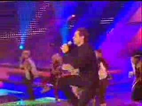 Chico - It's Chico Time - X Factor 2005 Live