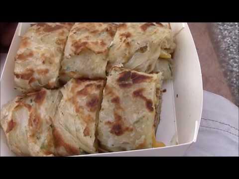 """Kaohsiung, Taiwan: 抓餅 / Chinese """"pancake"""""""