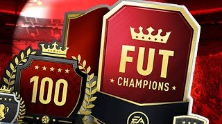 THE PERFECT START! TOP 100 FUT CHAMPIONS GAMEPLAY