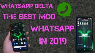 Gambar cover Borderlight Whatsapp Mod Custom 2019 -RGB Style Ala Gaming Phone #Androidtips #androidtutorial
