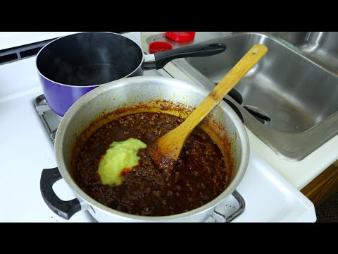 "Ethiopian Cuisine "" How to Make Minchet Abish "" የምንቸት አብሽ አሰራር"