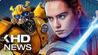 Deadpool 3, Bumblebee 2, Star Wars… KinoCheck News