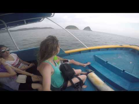 Speed Boat Ride from Ham Tin Wan to Sai Kung Pier
