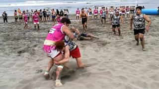 HÚSARES VS La Sonora (Circuito Nacional Rugby 5)