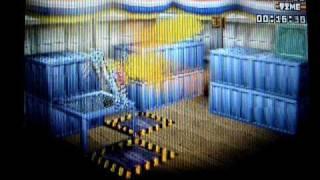 倉庫整理大会です。 少しロスがあるので30秒は切れると思います。
