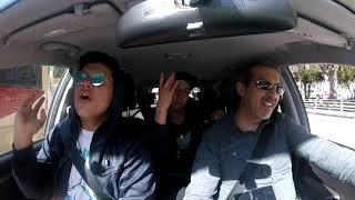 Carpool Karaoke ROJA - SDA 2018